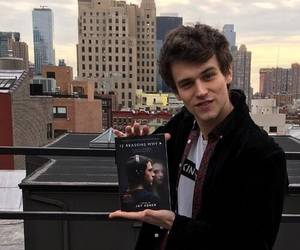 13 reasons why, netflix, and brandon flynn image