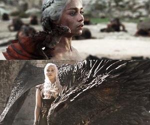 dragon, fantasy, and Queen image