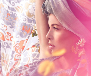 beauty, colorful, and woman image