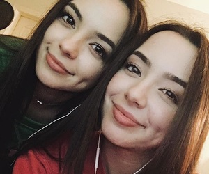twins, youtube, and selfie image