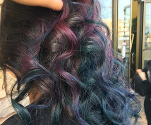 blue, cosmo, and curls image