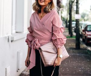 bag, fashion, and paris image
