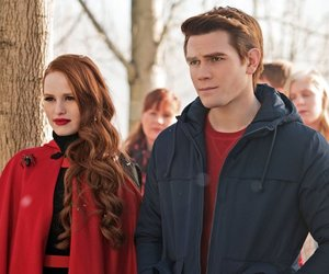 riverdale, Archie, and Cheryl image
