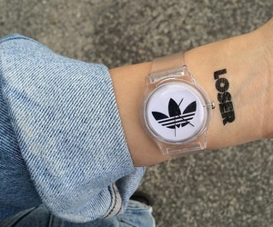 adidas, loser, and tumblr image