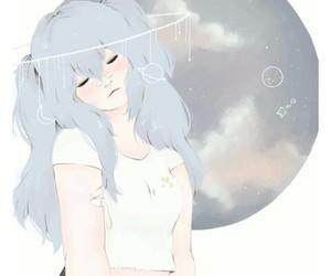 anime, anime girl, and fanart image