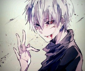anime, tokyo ghoul, and fanart image