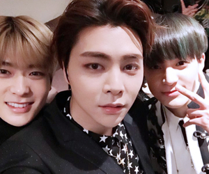 nct, johnny, and nct 127 image