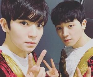 ricky, niel, and changjo image