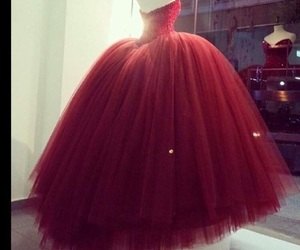fashion, fashionable, and red dress image