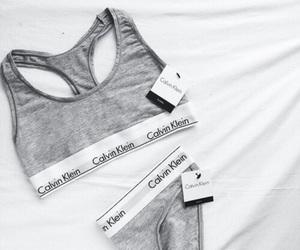Calvin Klein, fashion, and grey image