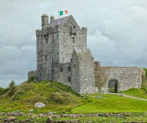 castle, europe, and galway image