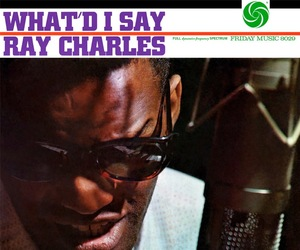 album, charles, and music image