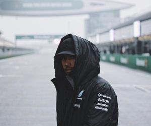 f1, Formula One, and lewis hamilton image