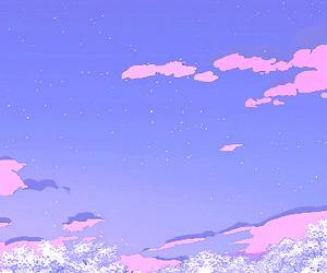 aesthetic, blue, and grunge image
