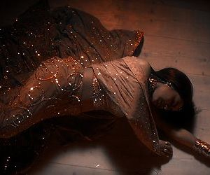 editorial, fashion, and a thousand nights image
