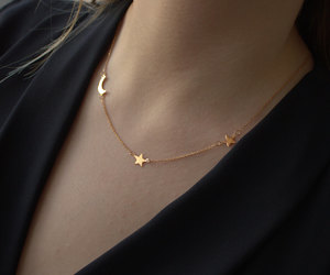 etsy, christmas gift, and silver star image
