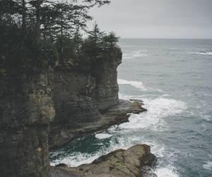 adventure, wanderlust, and landscape image
