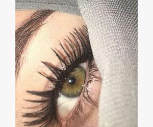eyes, goals, and lashes image