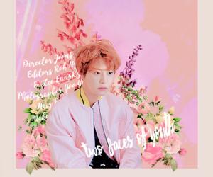 boy, edit, and exo image