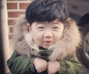 adorable, asian, and beautiful image