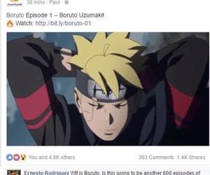 anime, crunchyroll, and shippudan image