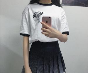 girl, fashion, and tumblr image