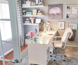 decor, room, and cute image