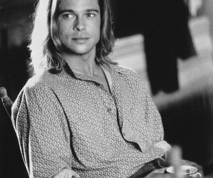 brad pitt, Hot, and actor image