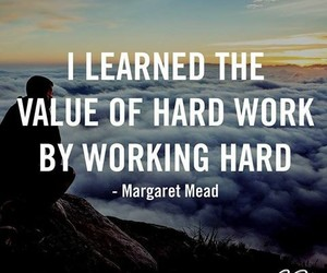 life, quotes, and work hard image