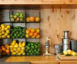 fruit, kitchen, and storage image