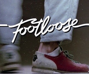 footloose, dance, and vintage image