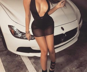 fashion, beautiful, and car image