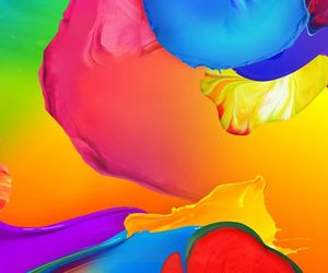 colors and paint image