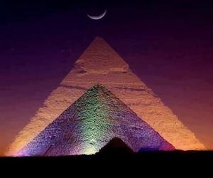 egypt, piramid, and guiza image
