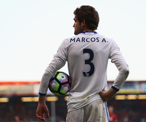 marcos alonso and Chelsea image