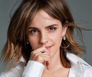 emma watson, beauty and the beast, and harry potter image
