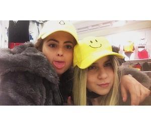 best friends, blonde, and emoji image