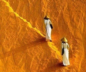 desert, orange color, and cultures image