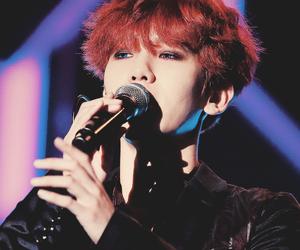 exo, vocal, and baekhyun image