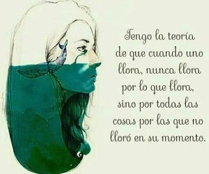 frases and llorar image