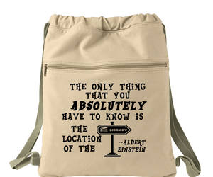 Albert Einstein, etsy, and laptop bag image