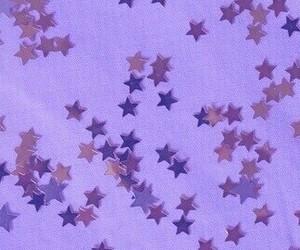 stars, purple, and aesthetic image