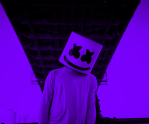 marshmello and music image