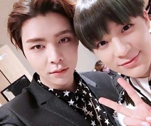 johnny, john seo, and jeno image