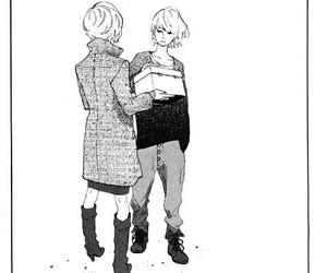 family, manga, and balancing toy image