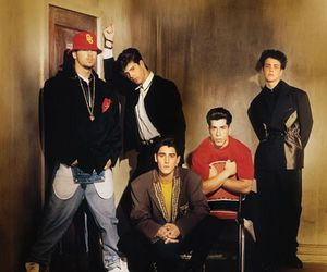 donnie wahlberg, new kids on the block, and jonathan knight image