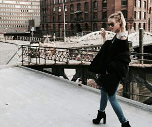 chic, clothes, and girl image