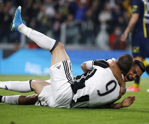 Juventus, dybala, and higuain image