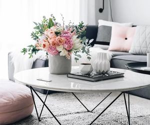 home, decoration, and living room image