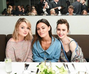 The Originals and lily collins image